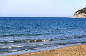 Das Meer an unserer Küste