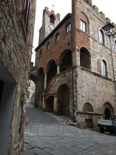 Rathaus von Suvereto