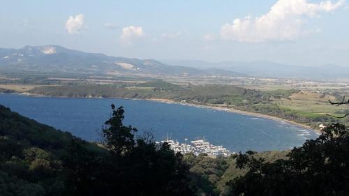 Blick von Populonia