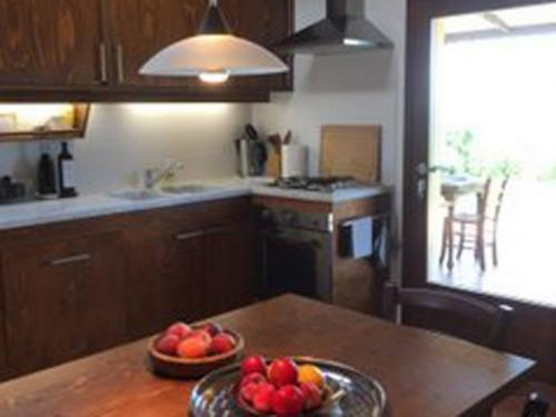 Wohnküche mit Esstisch